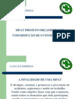 Apresentacao Projeto Orcamento SIPAT