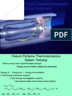 Hk I Thermo for Control Volume