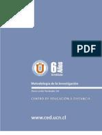 Texto Metodologia Dl Investigacion Educacional