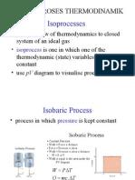 Proses Proses Thermodinamik