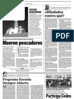 25-07-11 Blindados contra que?- Cano Vélez