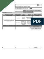 AnÁlise Preliminar de Riscos 1 - Apr