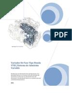 Variador de Fase Tipo Honda VTEC
