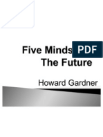 artsaps core concepts 2 - howard gardners five minds for the future