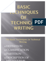 Technical Writing Ppt