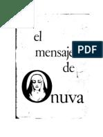 Mensajes de Onuva