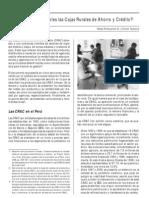 Cajas de Ahorro y Credito Del Peru