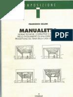 [Ing.arc. Ita] Disegno Composizione Architettonica to Cellini
