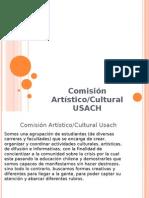 Comisión Artístico-Cultural USACH