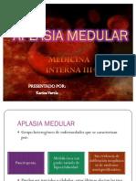 Aplasia Medular Medicina III