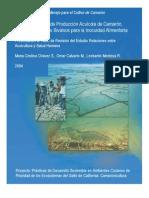 Manual Camaron Trucha Moluscos