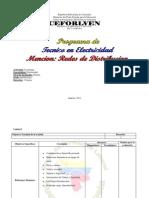 Programas de Electicidad [1]2011 Modoficacion Final