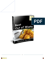 Best Out of Waste