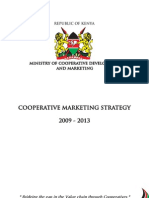Strategic Plan 2009-2013