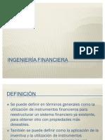 INGENIERA FINANCIERA