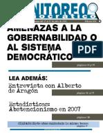 monitoreo democratico 30