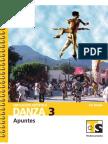 Educación Artística DANZA 3er grado TS