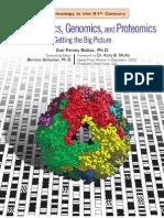 tics Genomics, And Proteomics