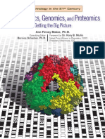 tics Genomics, And Proteomics