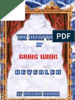The Deception of Craig Winn Revealed by Bassam Zawadi
