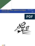 Informe APEI sobre Vigilancia Tecnológica