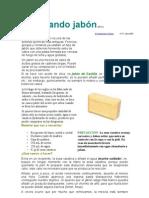 Como Fabricar Jabon