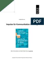 Impulse Fuer-Kommunikation Schulz Von Thun