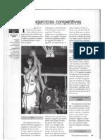 Nueve Ejercicios Competitivos Luis Ignacio Carazo