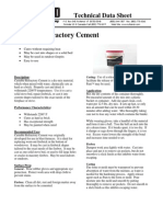 castable | Refractory | Physical Sciences