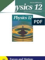 McGraw-Hill Ryerson - Physics 12
