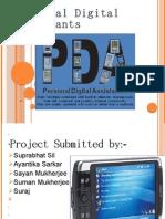 Personal Digital Assistants PDA - Sonta