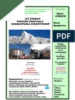 Program konferencie 2011