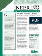 1001 Positive Pressure Chillers