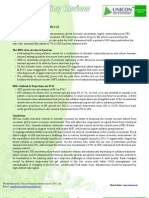 Monetary Policy Review - July 2011