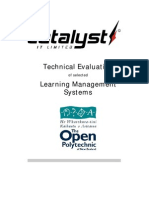 LMS Technical Evaluation - May04