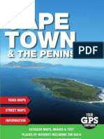 Cape Town & The Peninsula Visitors Guide. ISBN 9781770262805