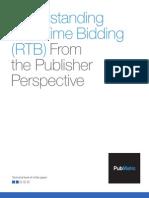 PubMatic RTB White Paper