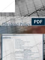 Dividend Policy (2)