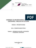 1-1-2 Inzinjersko-Geoloska i Geotehnicka Istarzivanja i Ispi