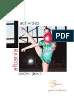 Alb Ani a Brochure