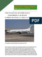 Pour Ne Plus Que Air Ivoire Fasse La