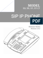5xi RN IP Phone 2 0 2 Release Notes