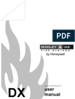 Morley DX Panel Manual