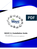 WAVE 5 1 Installation Guide