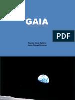 Presentación de GAIA (2008)