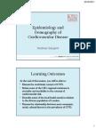 Epidemiology of CVD 2010