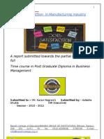 Job Satisfaction Project Report