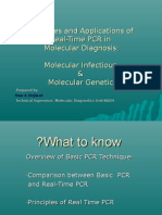 Real-Time PCR Applications -Presentation by Nasr Sinjilawi