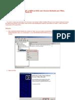 AP752 - Configurando NAT e VPN No RAS Com Acesso Limitado Por Filter, Policy e NAT Por Filter - Parte 03