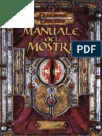 [D&D 3.5e - Ita] Manuale Dei Mostri I